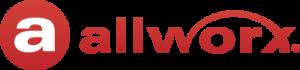 AllworxLogoWordmark_SM_Horz_RED